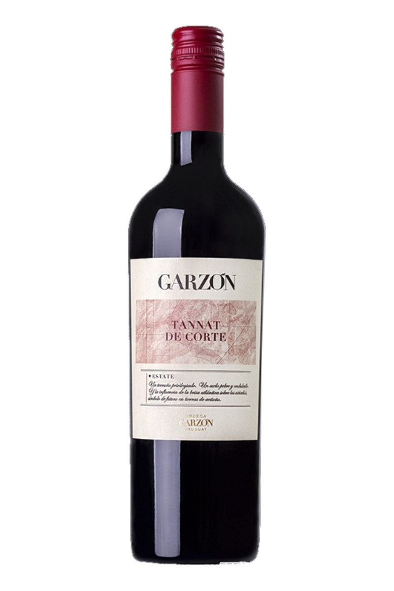 VINO GARZÓN ESTATE TANNAT DE CORTE 750 ml